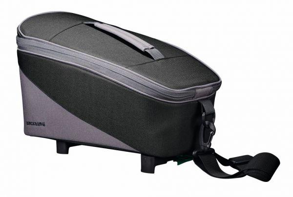 Racktime System Fahrrad Gepäckträger Tasche Talis schwarz/grau