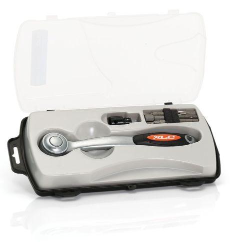 XLC TO-S60 Werkzeug Knarrenschlüssel - Set mit Box