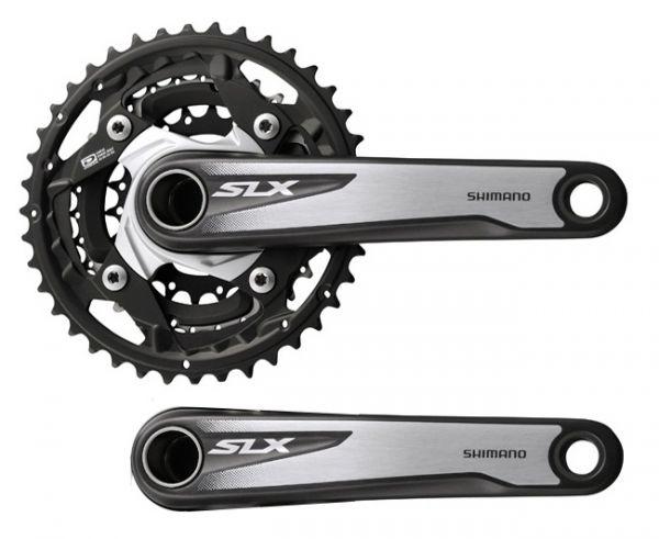 Shimano SLX FC-M672 Mountainbike Kurbel 40/30/22 175mm