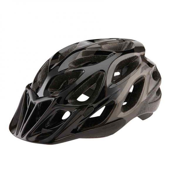 Alpina THUNDER Fahrradhelm black/anthracite