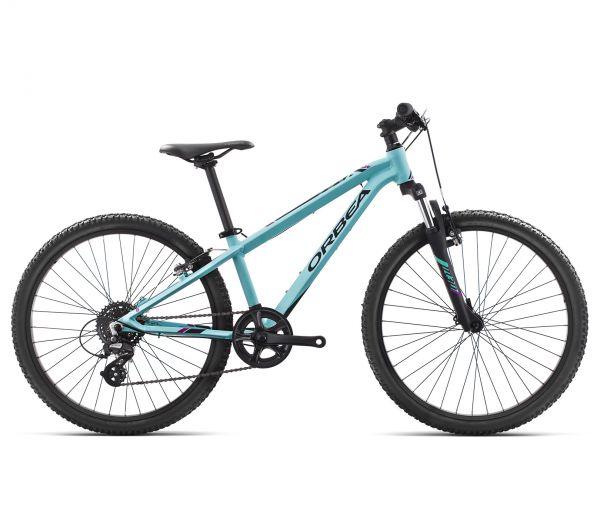 Orbea MX 24 XC Mountanbike 24 Zoll Blau-Rosa (Satin)