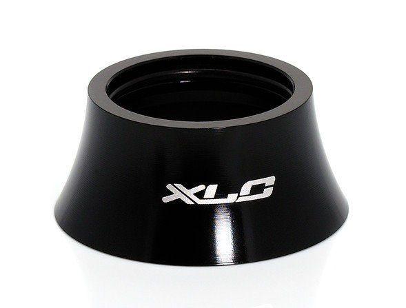 XLC A-Head Spacer AS-A01 18mm, konisch schwarz