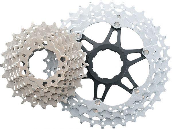 Shimano SLX Fahrrad Zahnkranz-Kassette CSHG81  - 10-fach 36 Zähne